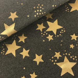 Sweater sterren goud