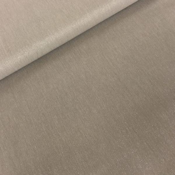 Glimmer katoen zilver