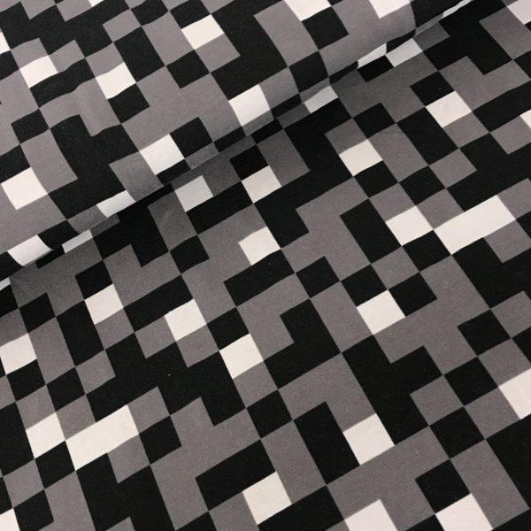 Craft blocks zwart