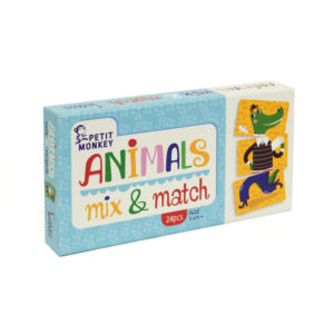 Animal mix & match