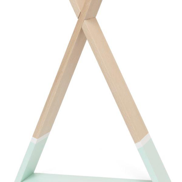 Tipi shelf mint