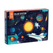 Puzzel Solar system
