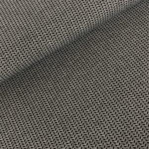 Jaquard zigzag