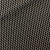 Strechkatoen geo zwart