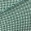 Katoen groen pied