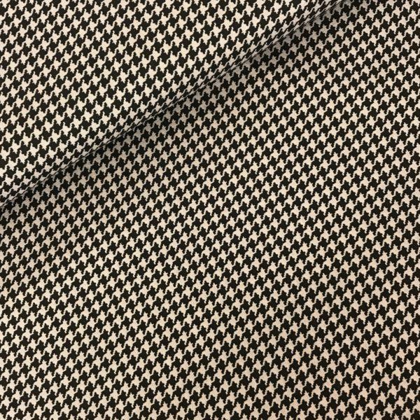 Katoen pied zwart