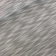 Gebreide tricot grijs