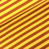 Tricot streep geel/bruin