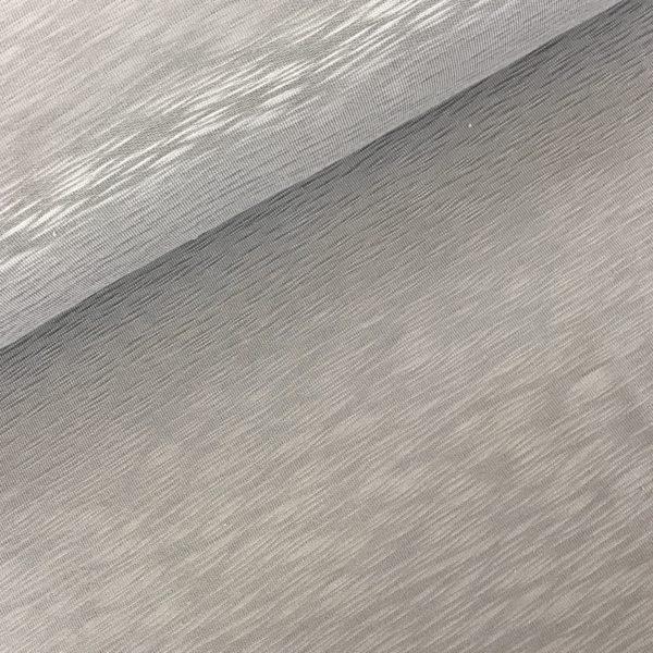 Viscose tricot milena grijs