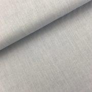 Katoen chambray midden blauw
