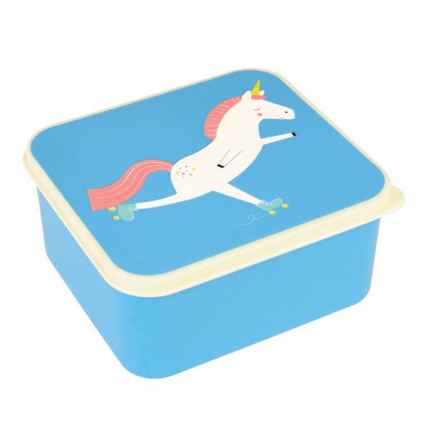 Brooddoos unicorn