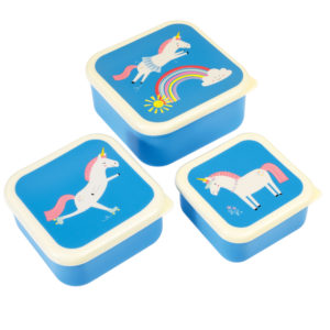 Lunchbox set unicorn