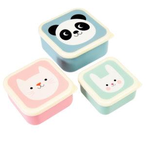 Lunchbox set panda