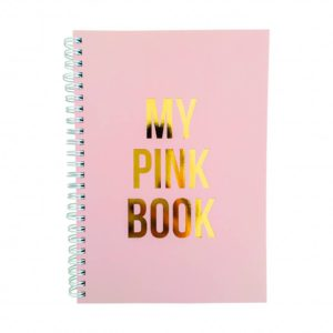 My pink book
