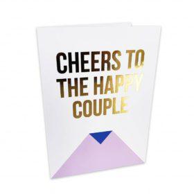 Kaartje Happy couple