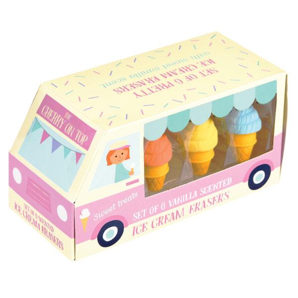 Gommetjes icecream