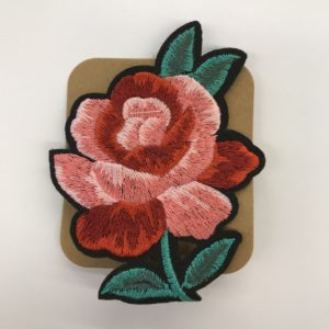 Broche roos