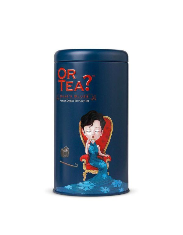 Or tea Duke's blues