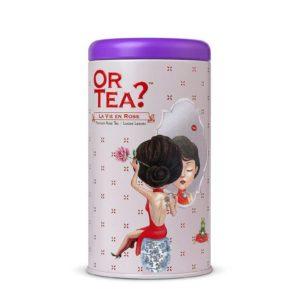 Or tea La Vie en Rose