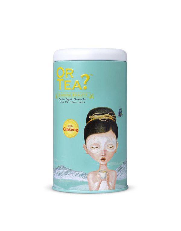Or tea Gingseng beauty