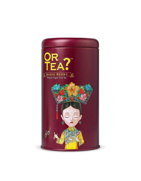 Or tea Queen Berry