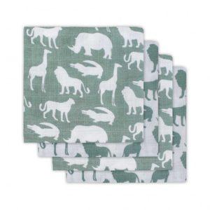 Cadeauset tetradoeken jungle green