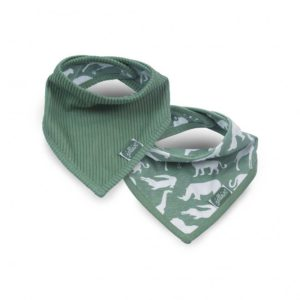 Slab bandana safari green
