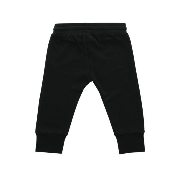 Broekje black 74/80