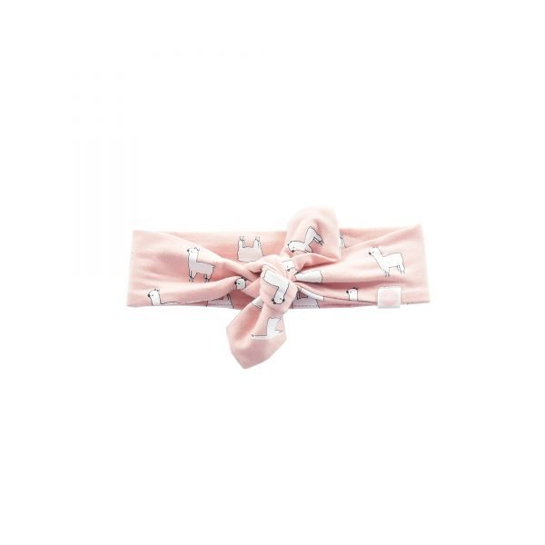 Haarband Lama pink