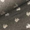 Sweater alpenfleece konijntje zilver