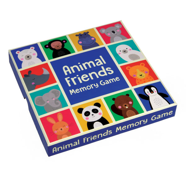 Animal friend memory