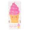 Nachtlampje ijsje roze