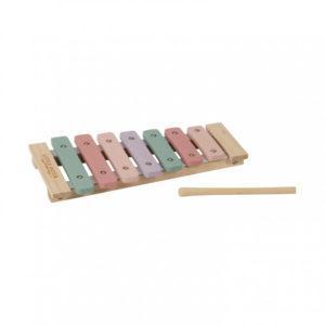 Houten Xylofoon pink