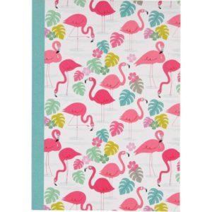 Notebook flamingo