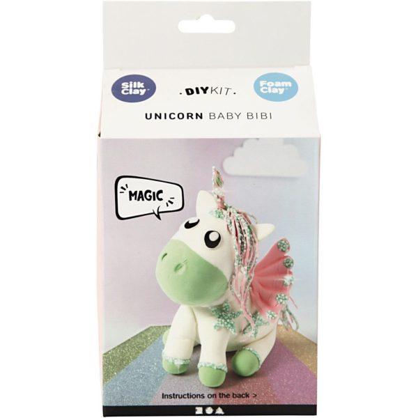 Foamclay set Unicorn Bibi