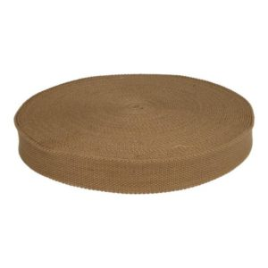 Tassenband Chocolade bruin