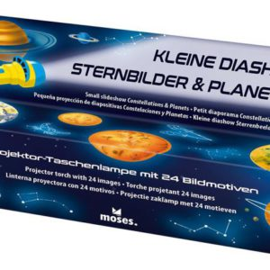 Diashow sterren en planeten