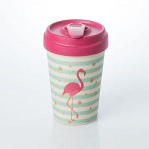 BambooCUP Flamingo