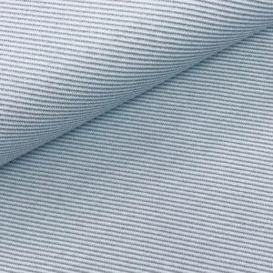 Frech terry Stripes diagonaal munt