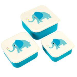 Lunchbox setje olifant