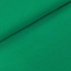 Effen tricot groen