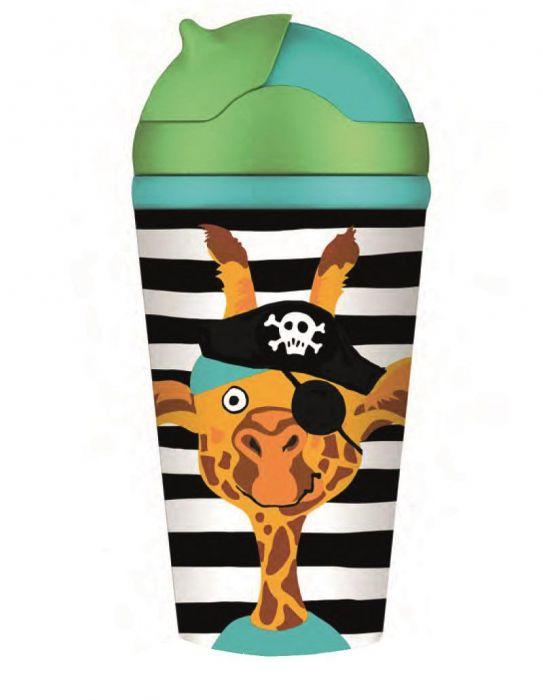 Bamboo Kids Bottle Giraf