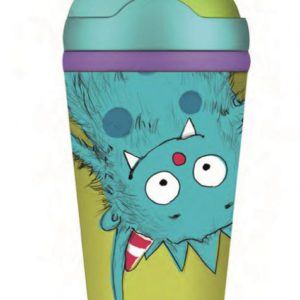 Bamboo Kids Bottle Monster