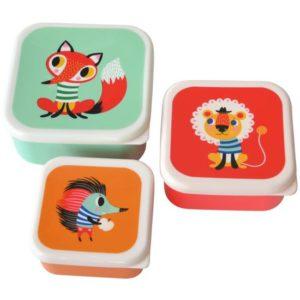 Lunchbox set Fox