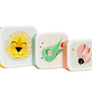 Lunchbox set Lion