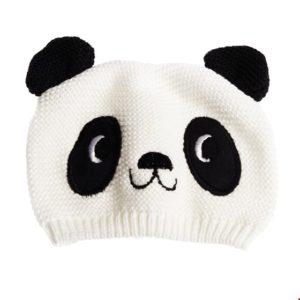 Babymutsje Panda