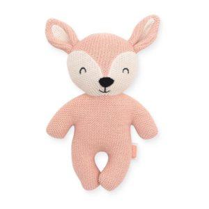 Knuffel Deer Pink