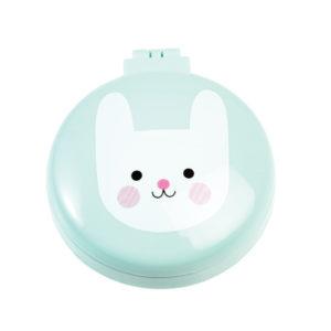Bunny compacte haarborstel