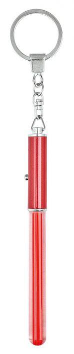 Sleutelhanger lichtzwaard rood