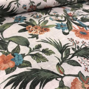 Viscose Lizzy flowers